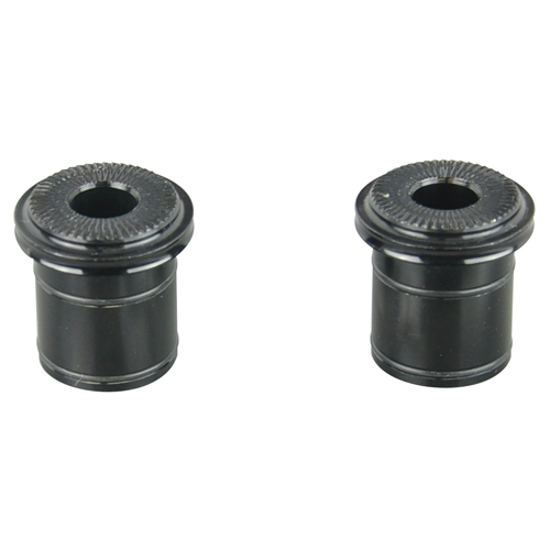 9mm End Caps for Novatec D881SB and D541SB hubs