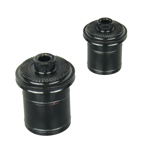 Quick-Release Thru-Axle End Caps for Novatec D881SB and D541SB hubs