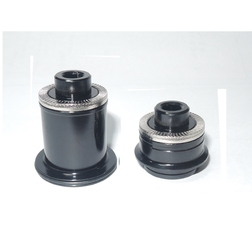 End Caps for Novatec F742SB-10 Rim Brake Hub: 135OLD